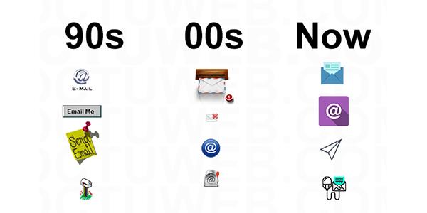 Iconos: 30 años desde el GIF al SVG